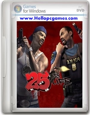 25 to Life Game