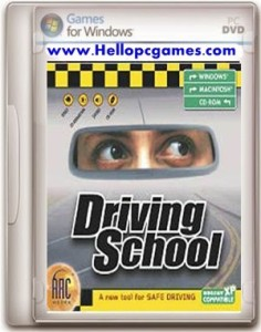 3D Driving School Game