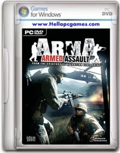 Arma Armed Assault Game