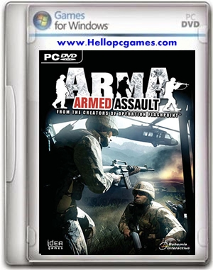 Arma-Armed-Assault-Game