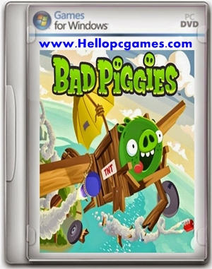 Bad-Piggies-Game