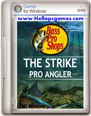 Bass Pro Shops The Strike Game