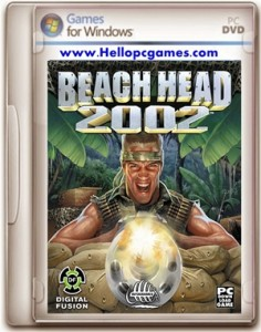 Beach Head 2002 Game