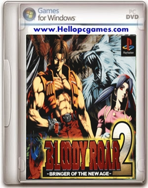 Bloody roar 2 [pc] torrent only play game's.
