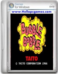 Bubble-Bobble-Game