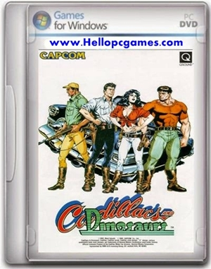 Cadillacs-and-Dinosaurs-PC-Game