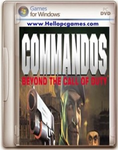 Commandos 2 beyond The Call Of Duty Game