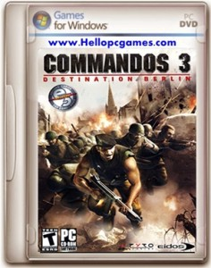 Commandos 3 Men of Courage Game