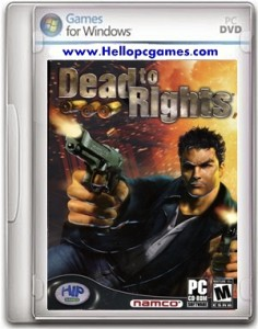 Dead To Rights Portable Game