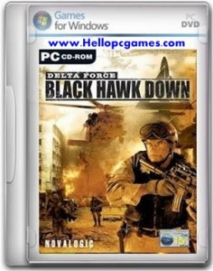 Delta Force 4 Black Hawk Down Game