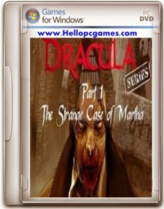 Dracula Part 1 The Strange Case of Martha Game