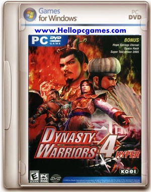 Dynasty-Warriors-4-Hyper-Game