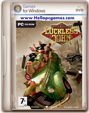 Evil-Days-Of-Luckless-John-Game