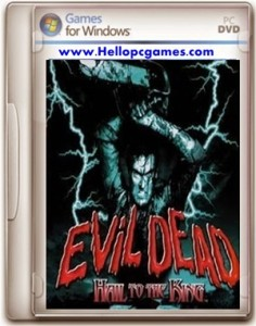 Evil Dead Hail To The King Game