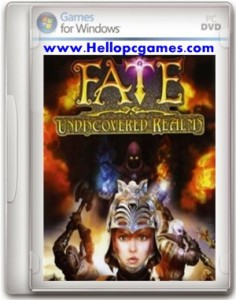 Fate Undiscovered Realms Game