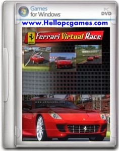 Ferrari Virtual Race Game