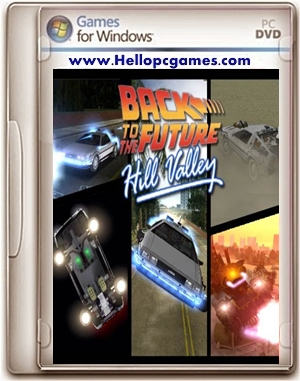 GTA-Vice-City-Back-to-the-Future-Hill-Valley-Game