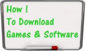 How-to-download-games-software