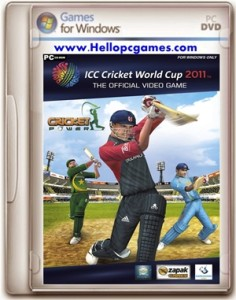 ICC Cricket World Cup 2011 Game