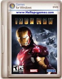 Iron Man 1 Game
