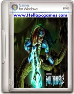 Legacy Of Kain Soul Reaver 2 Game