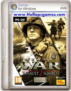 Men Of War Assault Squad 2 Reloaded Game
