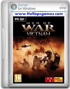 Men Of War Vietnam Game