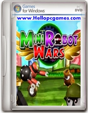 Mini-Robot-Wars-Game