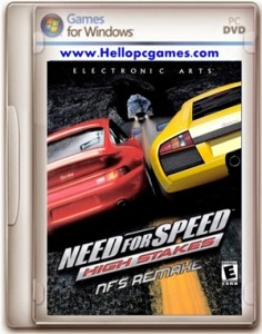 Need for Speed 4 High Stakes Game