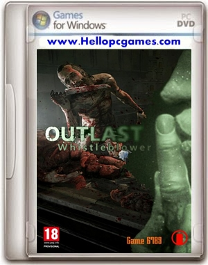 Outlast-Whistleblower-RELOADED-Game