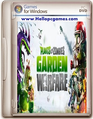 Download game plant vs zombie garden warfare full crack