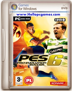 Pro-Evolution-Soccer-6-PC-Game