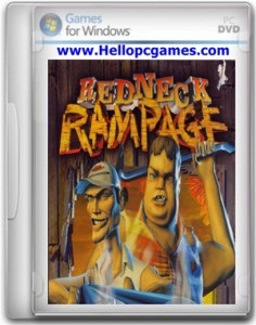 Redneck Rampage Collection Game