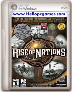 Rise Of Nations Game