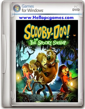 Scooby-Doo-And-The-Spooky-Swamp-Game