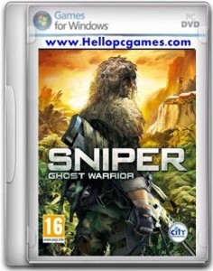 Sniper Ghost Warrior 1 Game