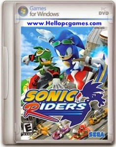 Sonic-Riders-PC-Game