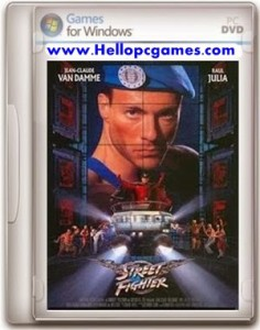 Street Fighter The Movie Game