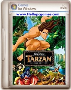 Tarzan-pC-game