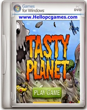 Tasty-Planet-PC-Game