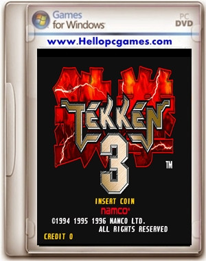Tekken-3-PC-Game