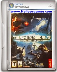 Terminator 3 War of the Machines Game