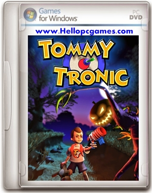 Tommy-Tronic-Game