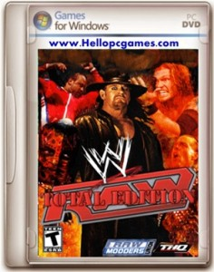 WWE RAW Judgement Day Total Edition Game