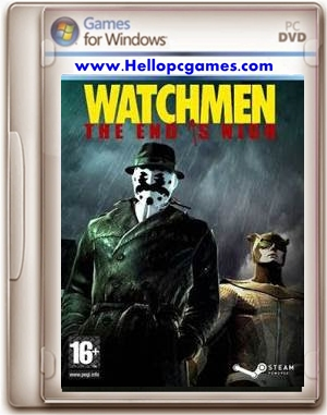 WatchMen-The-End-is-Nigh-2-Game