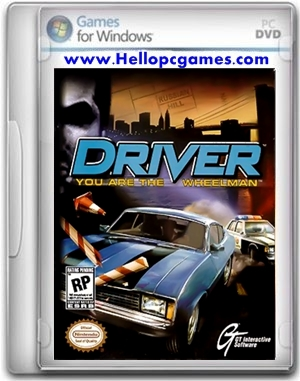 Driver You Are The Wheelman Game