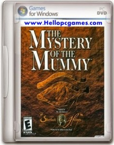 The Mummy 1 Game