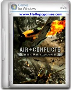 Air Conflict Secret Wars Game