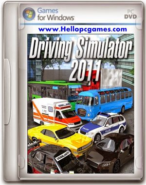 Driving-Simulator-2011-PC-Game