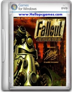 Fallout 1 Game